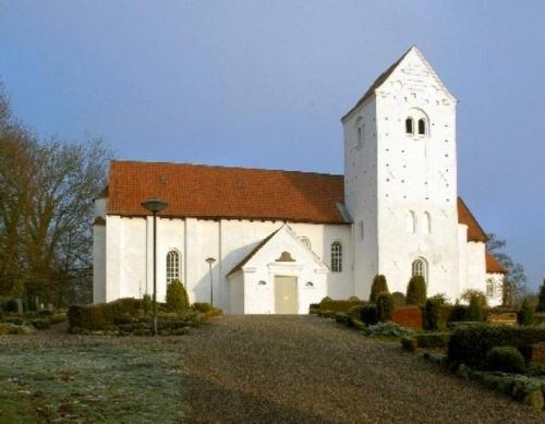 Veng Abbey Church, on the site of the old Veng Abbey. Protestant Northern Europe generally found other uses for their monasteries after the Reformation. Kierkegaard's snide comments about monasteries, expressed by more than one of his pseudonyms, may be indicative of general Protestant rejection of monastic life during his Zeitgeist.
