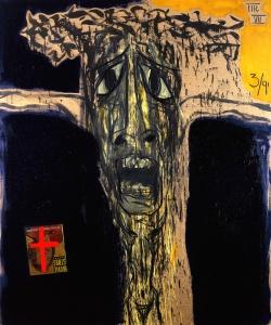 Marcus Reichert's Crucifixion VII
